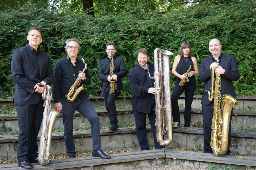 Rascher Quartett & Schorn & Hanschel 9klein