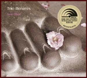 Trio Benares Cover + Preislogo